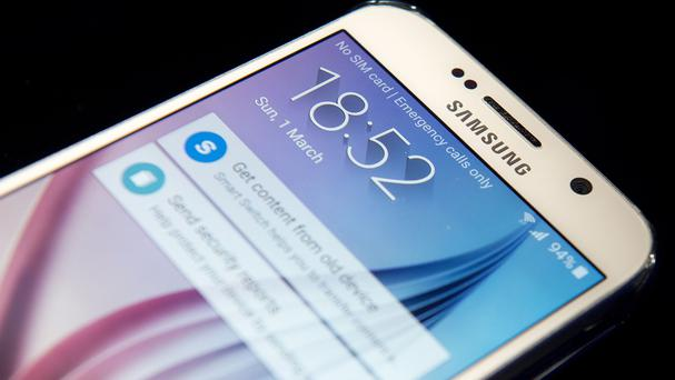 Weakening demand for smartphones is hitting Samsung's mobile components sales