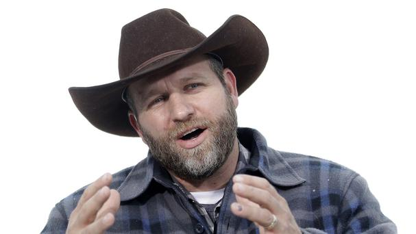 Ammon Bundy, pictured, and seven others are facing charges over the occupation of the wildlife refuge (AP)