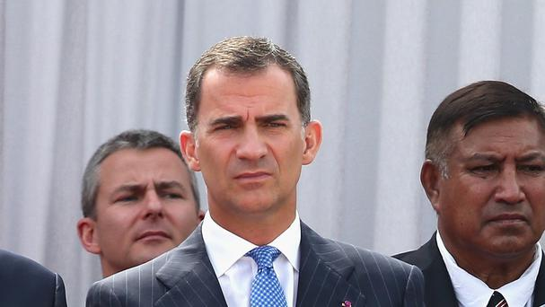 King Felipe asked the leader of Spain's Socialists to try and form a government