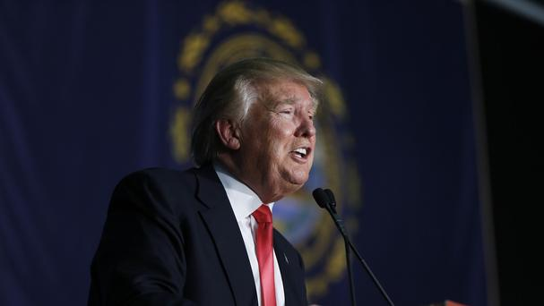 Donald Trump has taken issue with the result of the Iowa caucus. (AP)