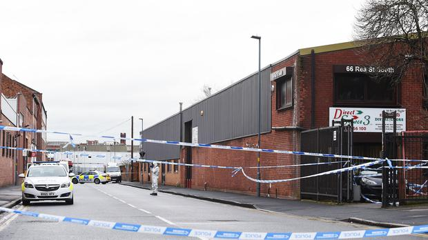 Akhtar Javeed was found fatally wounded in the street following the shooting