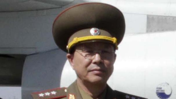 North Korean army chief Ri Yong Gil is said to have been executed on the orders of Kim Jong Un (AP)