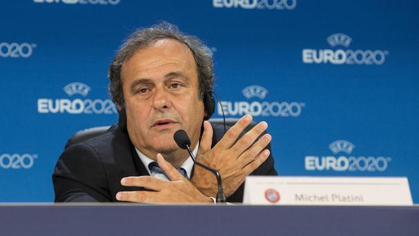 Former Fifa presidential hopeful Michel Platini denies wrongdoing and is challenging sanctions imposed in December