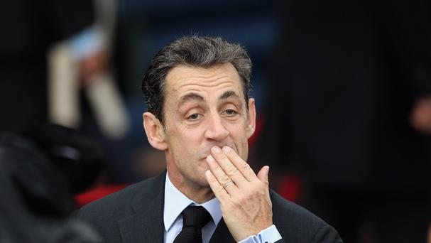 Former French president Nicolas Sarkozy is accused of overspending on his 2012 re-election campaign by 17 million euros (£13 million)