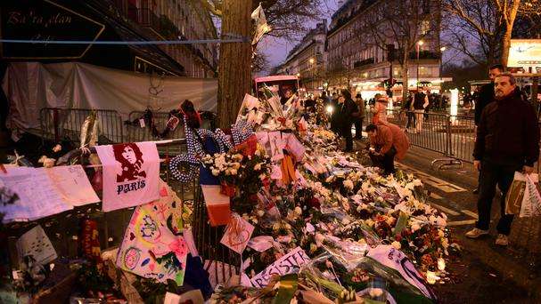 Belgian officials said an investigation in relation to last year's terror attacks in Paris is 'ongoing'