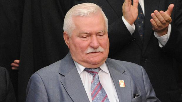 Former Polish president Lech Walesa was a paid informer in the 1970s, according to recently-seized documents