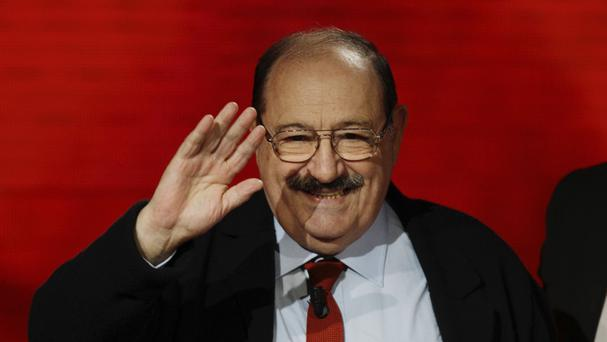 Umberto Eco, pictured in 2010 - the Italian writer has died aged 84 (AP)