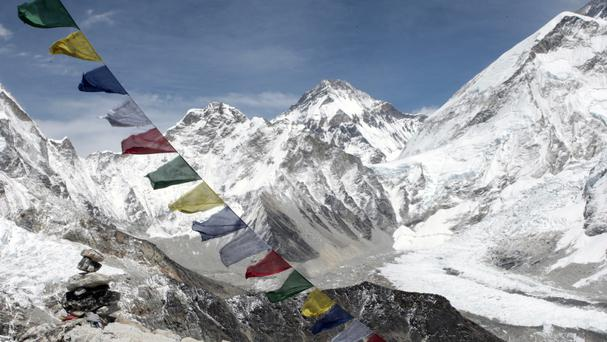 The plane went missing during a flight in the Nepal mountains