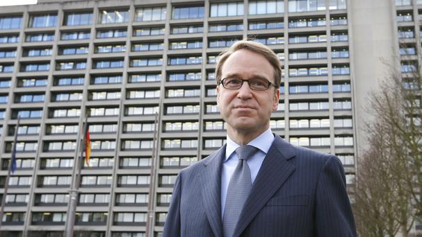 Jens Weidmann warned that the effect of prolonged periods of low rates