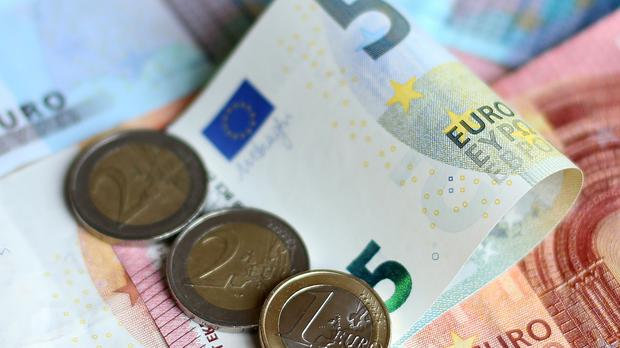 Consumer prices slid in Germany, France and Spain in the year to February, figures showed last Friday. In Germany, the EU-harmonised rate of inflation slowed to minus 0.2pc, compared with a prediction for no change in a Bloomberg survey. The rate dropped an annual 0.1pc in France, compared with a forecast of a 0.1pc rise. Spanish prices slid 0.9pc, compared with an estimated decline of 0.6pc. Photo: PA