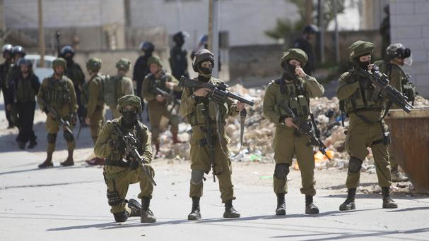 There have been five months of near-daily Palestinian attacks that have killed 28 Israelis, while at least 167 Palestinians have been killed (AP)