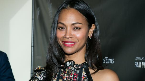 Zoe Saldana has been criticised by the Nina Simone estate