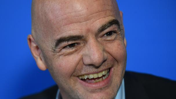 Fifa president Gianni Infantino is bidding to clean up the organisation
