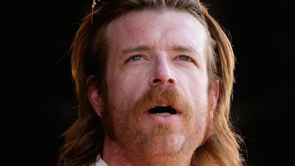 Eagles Of Death Metal frontman Jesse Hughes has apologised