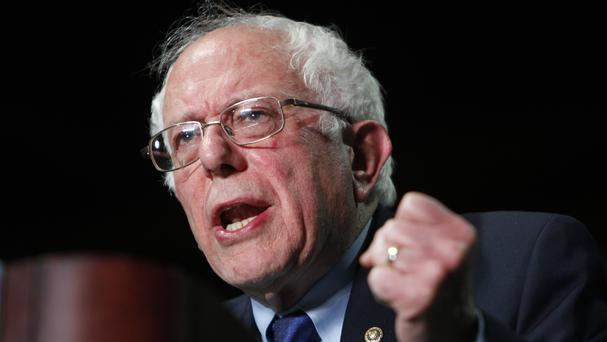 Bernie Sanders could have sought a recount because the margin was less than 0.5% (AP)