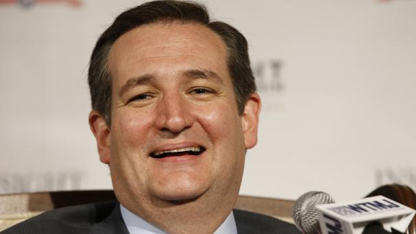 Republican presidential hopeful Ted Cruz was endorsed by former rivals Jeb Bush and Scott Walker (AP)