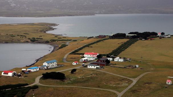 Argentina says its territorial waters have been expanded to include the Falkland Islands