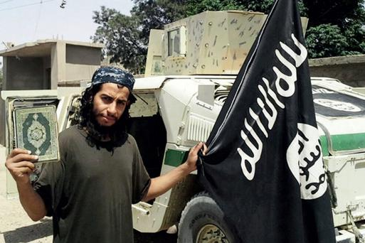 Abdelhamid Abaaoud, reported to be the mastermind behind the Paris attacks, boasted of how border guards failed to stop him.
