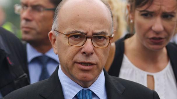 Bernard Cazeneuve announced the arrests
