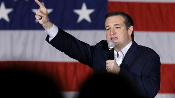 Ted Cruz campaigns in Wisconsin