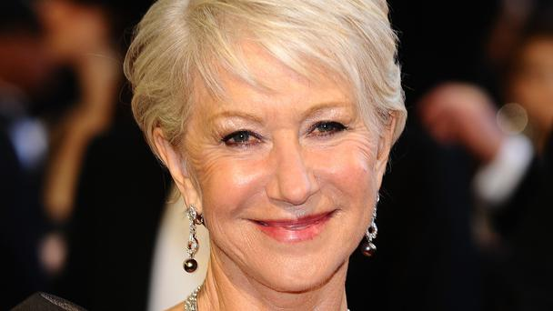 Dame Helen Mirren will host the award ceremony of Israel's Genesis Prize, known as