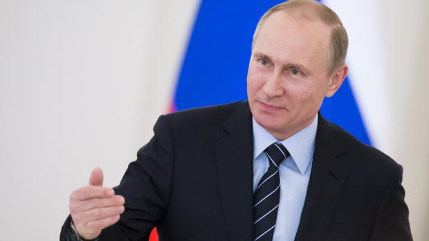 Vladimir Putin has put his former chief bodyguard in charge of the new National Guard
