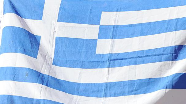 Demonstrations are being held in Athens