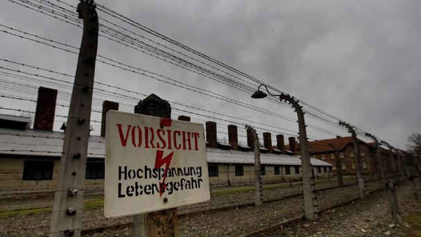 The 93-year-old served as a guard in Auschwitz from 1942 to 1943