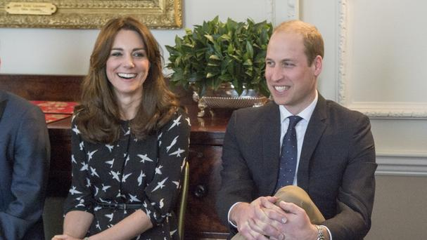 India is taking a keen interest in the visit by the British royal couple