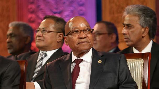 Jacob Zuma has been urged to resign