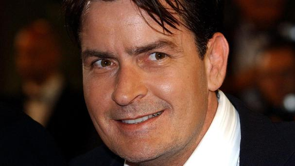 Charlie Sheen's ex-fiance was granted the restraining order after he allegedly threatened her