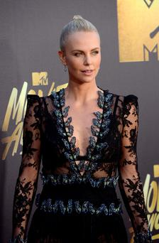 Charlize Theron. Photo: PA