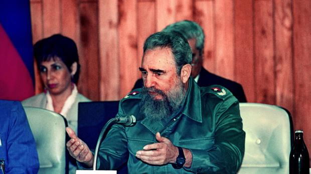 Fidel Castro has told his party's members he will soon die
