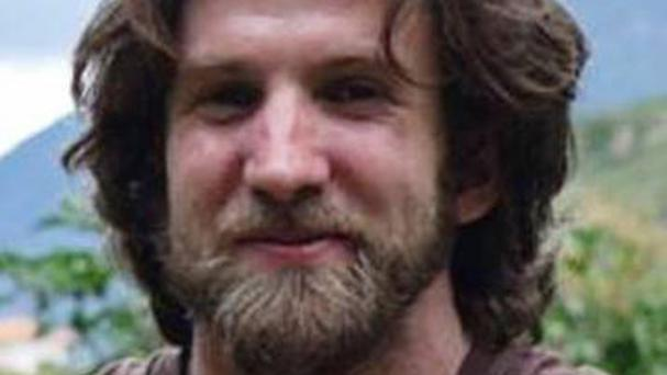 Harry Greaves went missing in early April (Lucie Blackman Trust / PA)