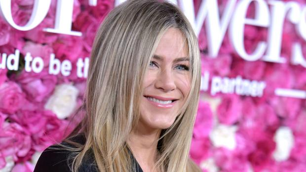 Jennifer Aniston said she became motivated to take care of herself when her agent told her she did not get a part because she was too chubby (Richard Shotwell/Invision/AP)