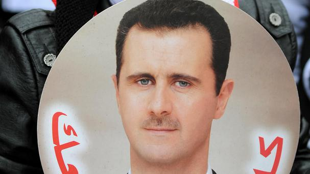 Syrian president Bashar Assad refuses to step down