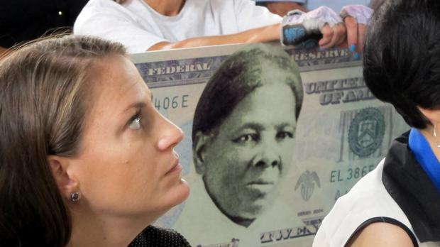 Harriet Tubman is the first woman on US paper currency in 100 years (AP)