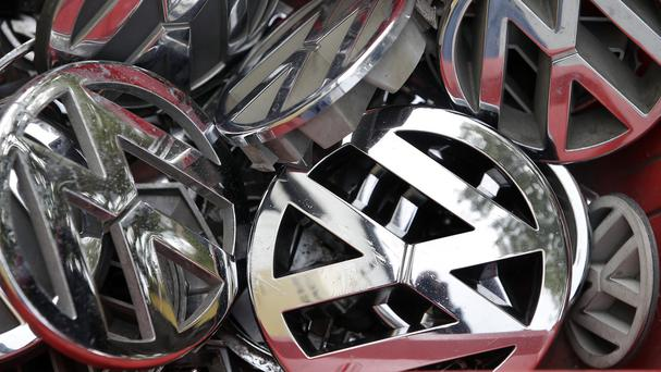 Volkswagen said it will take a €16.2bn hit in its 2015 accounts related to the diesel-emissions scandal identified last year. Photo: AP