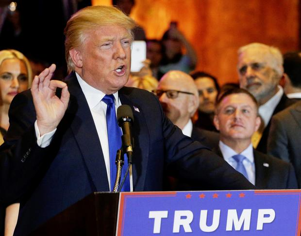 Divisive figures like Donald Trump have emerged
