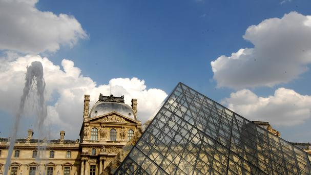 The museum will open by the end of 2018 in the former Bourse du Commerce close to the Louvre