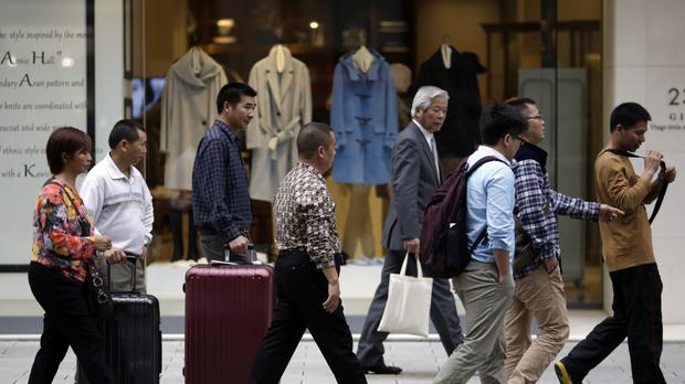 There was speculation the Bank of Japan was going to tweak its monetary stimulus package to better support a recovery (AP)
