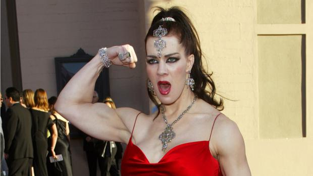 WWE wrestler Chyna was found dead on April 20 aged 46.