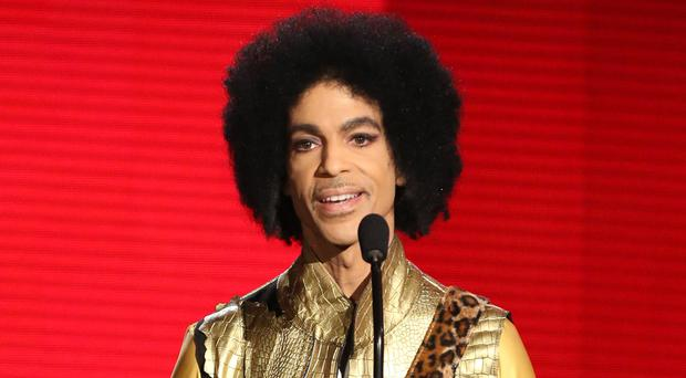 Prince was found dead at his home last week. (AP)