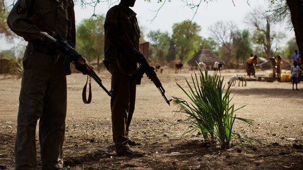 Tens of thousands of people have been killed in South Sudan's civil war since 2013