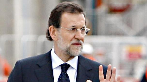 Spanish premier Mariano Rajoy has been in charge on a caretaker basis