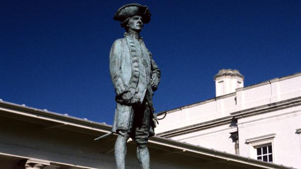 The famed ship was used by Captain James Cook to sail around the world