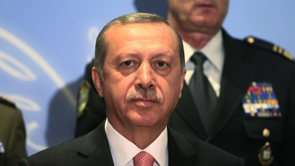 Turkish president Recep Tayyip Erdogan said Ankara will not narrow its definition of