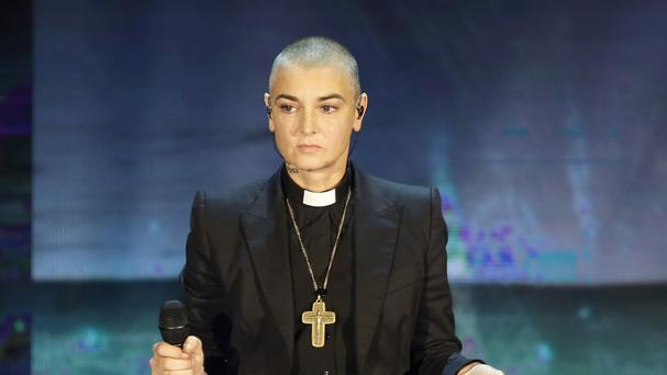 An appeal to trace Sinead O'Connor was issued after she failed to return from a bike ride (AP)