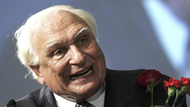 Marco Pannella has died aged 86 (AP)