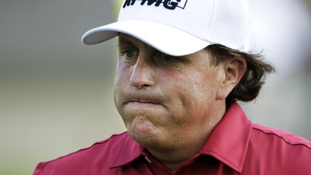 Golfer Phil made almost one million US dollars for his investment (AP)